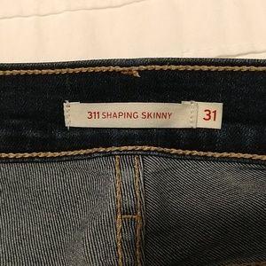 Levi's Jeans - Levi's 311 shaping skinny